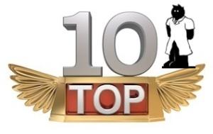 Top 10 viedecarabin